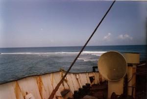 North Caicos ship wreck Turks and Caicos Islands