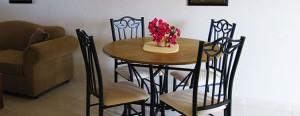 Cedar Palm dining table
