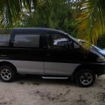 Mitsubishi Van - seats 7