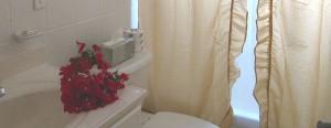Cedar Palm Suites have full bath